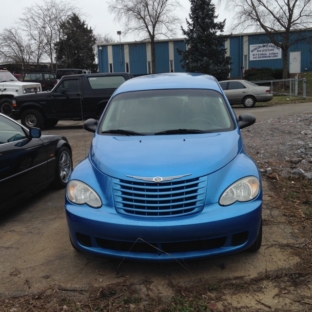 Any Folks In Tennessee Need A PT Cruiser Or Parts?